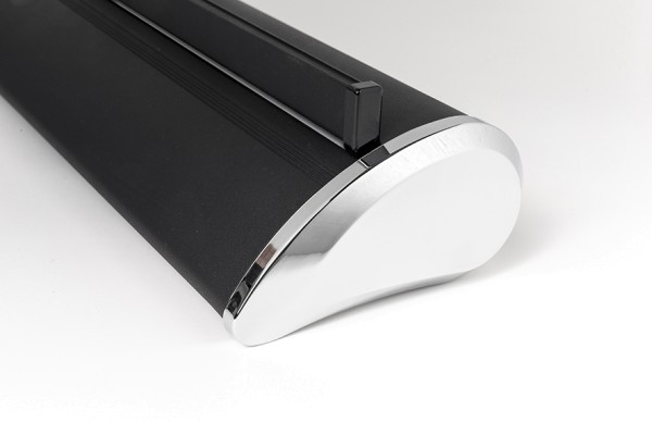 RollUp Premium Black - ohne Druck